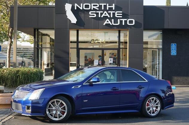 2013_Cadillac_CTS-V Sedan__ Walnut Creek CA