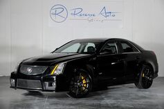 2013 Cadillac CTS-V Sedan Navigation Moonroof