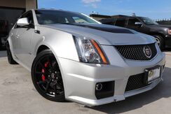 2013_Cadillac_CTS-V Sedan_RECARO SEATS, 1 OWNER, TEXAS BORN!_ Houston TX