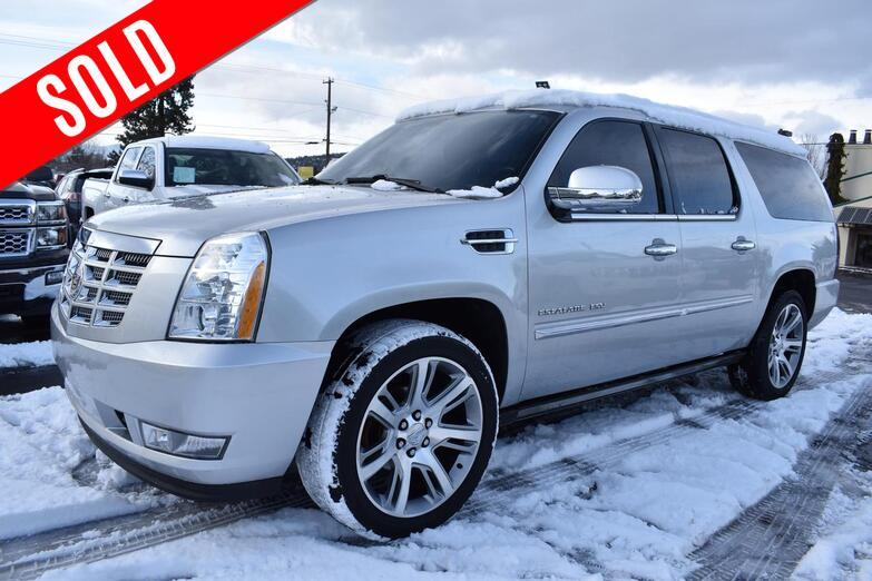 2013 Cadillac Escalade ESV AWD Luxury Bend OR