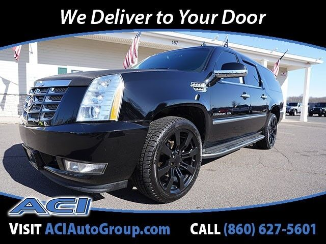 2013 Cadillac Escalade ESV Luxury East Windsor CT