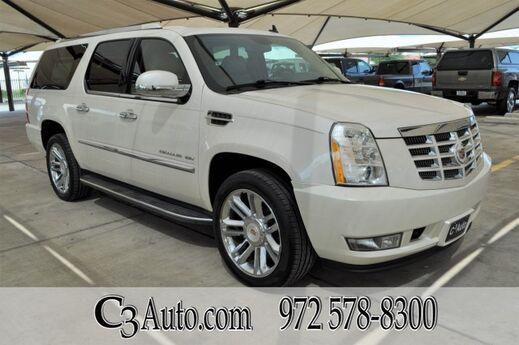 2013 Cadillac Escalade ESV Luxury Plano TX