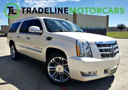 2013_Cadillac_Escalade ESV_Platinum Edition LEATHER, REAR VIEW ENTERTAINMENT, SUNROOF, AND MUCH MORE!!!_ CARROLLTON TX