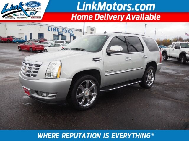 2013 Cadillac Escalade Luxury Rice Lake WI