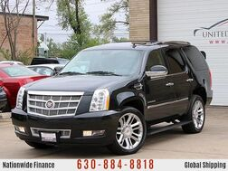 2013_Cadillac_Escalade_Platinum Edition AWD_ Addison IL