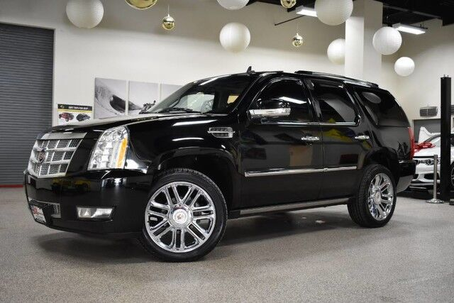 2013 Cadillac Escalade Platinum Edition Boston MA