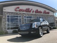 Cadillac Escalade Platinum Edition 2013