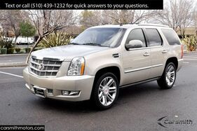 2013_Cadillac_Escalade Platinum_LOADED, No Accidents, 100,000 Miles Service is DONE!_ Fremont CA