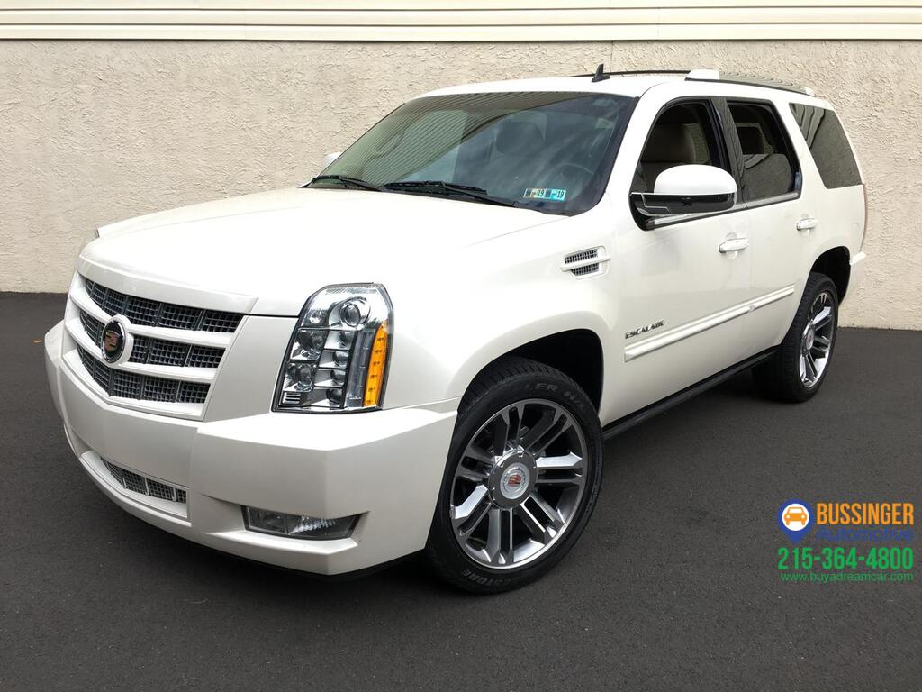 2013 Cadillac Escalade Premium - All Wheel Drive Feasterville PA