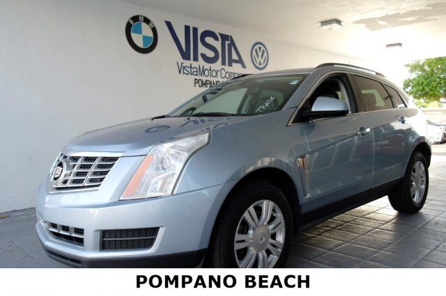 2013 Cadillac SRX Base Coconut Creek FL