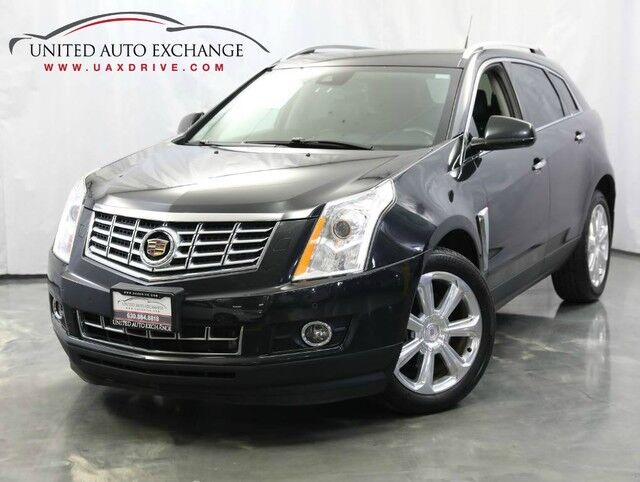2013 Cadillac SRX Bose Premium Sound System / Heated an Ventilated Seats / Heated Steering Wheel / Navigation System / Bluetooth Connectivity / Push Start Button / Ultraview Sunroof / Rear View Camera / Adaptive Remote Start Addison IL