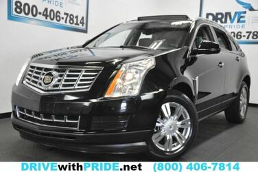 Cadillac SRX LUXURY COLLECTION BOSE NAV REAR CAM SENSORS PANO HTD STS 2013