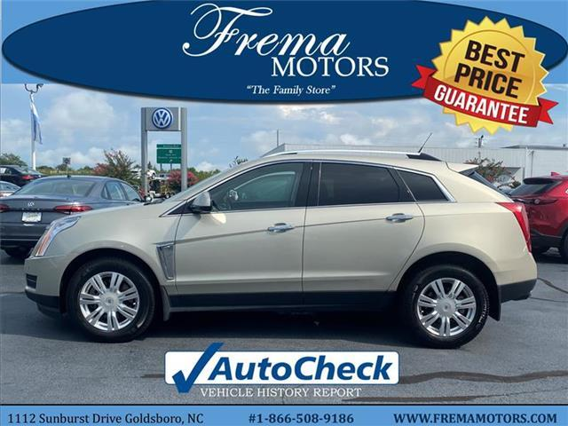 2013 Cadillac SRX Luxury Collection Front-wheel Drive Goldsboro NC