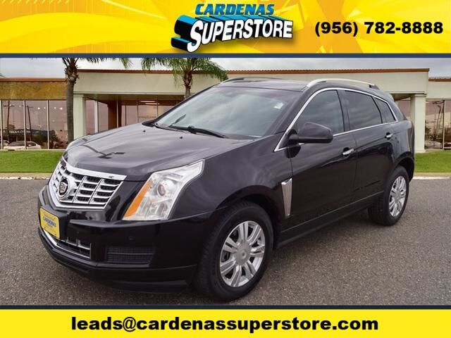2013 Cadillac SRX Luxury Collection Harlingen TX