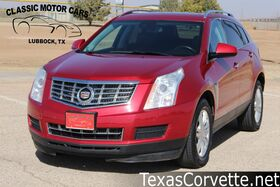 2013_Cadillac_SRX_Luxury Collection_ Lubbock TX