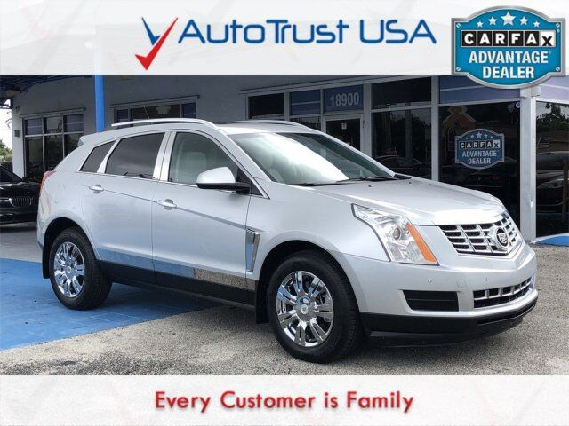 2013 Cadillac SRX Luxury Miami FL