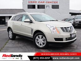 Used Cadillac Srx Luxury Collection Redlands Ca