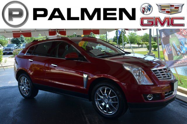 2013 Cadillac SRX Premium Collection Kenosha WI