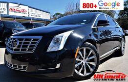 Cadillac XTS 3.6L V6 4dr Sedan 2013