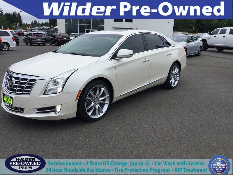 2013 Cadillac XTS 4d Sedan Premium AWD Port Angeles WA