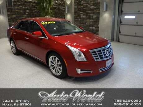 2013 Cadillac XTS AWD  Hays KS