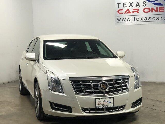 2013 Cadillac XTS LEATHER SEATS BOSE SOUND SYSTEM KEYLESS START BLUETOOTH REMOTE S Carrollton TX