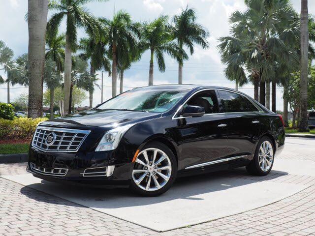 2013 Cadillac Xts Luxury Sunrise Fl 26262565