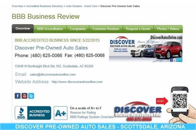 2013 Cadillac XTS Luxury Collection Sedan 4D Scottsdale AZ
