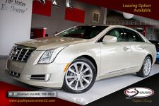 2013 Cadillac XTS Luxury Driver Awareness Package 1 Owner Navigation
