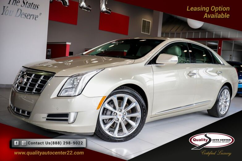 2013 Cadillac XTS Luxury Driver Awareness Package 1 Owner Navigation Springfield NJ
