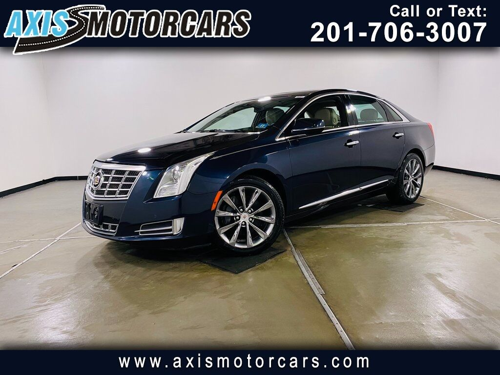 2013 Cadillac XTS Luxury Jersey City NJ