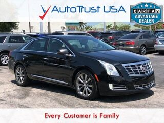 Cadillac XTS Luxury PANO ROOF LOW MILES LEATHER BACKUP CAM 2013