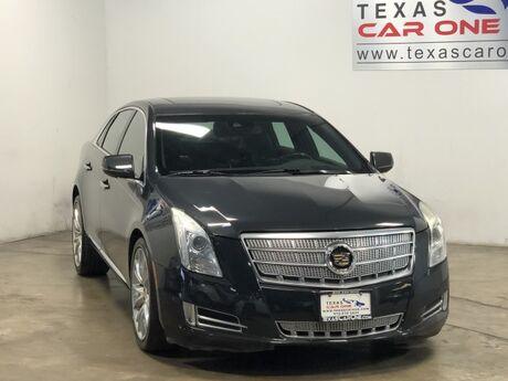 2013 Cadillac XTS PLATINUM AWD BLIND SPOT ASSIST LANE DEPARTURE HEADUP DISPLAY NAVIGATION PANORAMA Carrollton TX