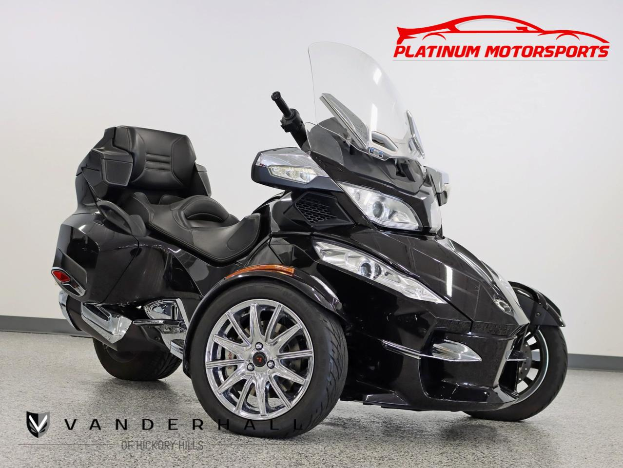 2013 Can-Am Spyder RT Limited SE5 Hickory Hills IL