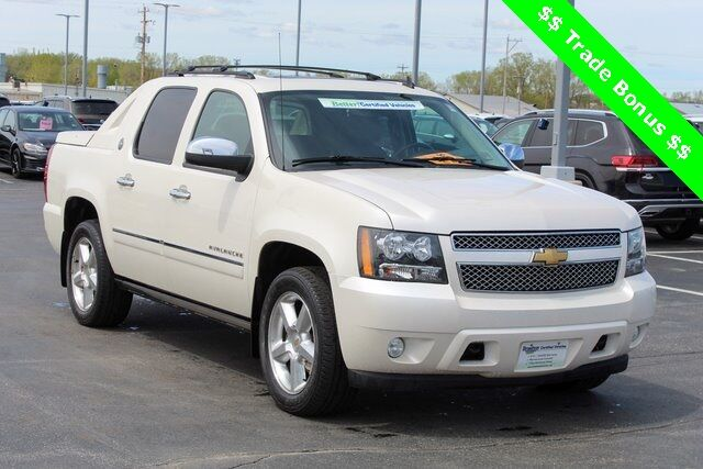 2013 Chevrolet Avalanche 1500 LTZ Green Bay WI
