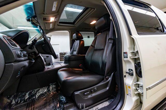 2013 Chevrolet Avalanche 4x4 Crew Cab LTZ Black Diamond Leather Roof Nav Red Deer AB