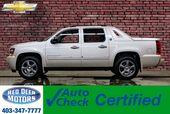 2013 Chevrolet Avalanche 4x4 Crew Cab LTZ Black Diamond Leather Roof Nav
