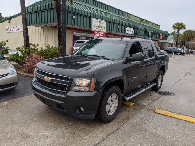 2013 Chevrolet Avalanche LT 4WD Hardeeville SC