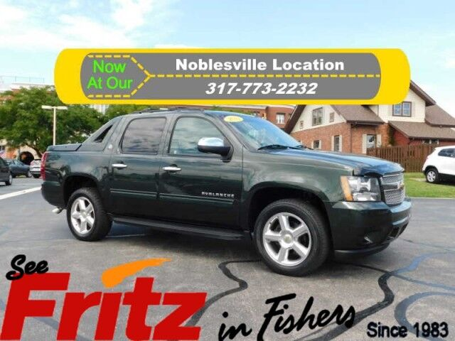 2013 Chevrolet Avalanche LT Fishers IN