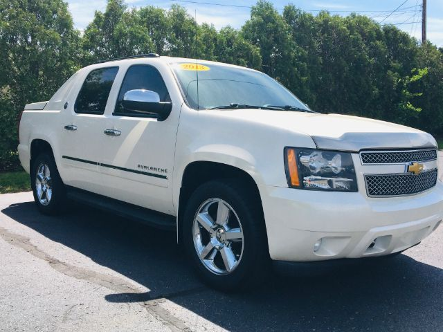 2013 Chevrolet Avalanche LTZ 4WD Richmond IN