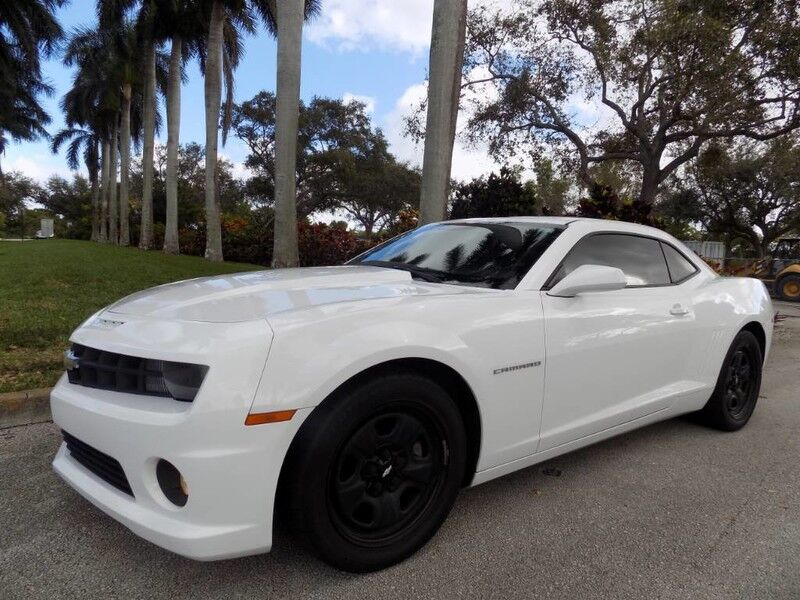 2013 Chevrolet Camaro 1LS Hollywood FL