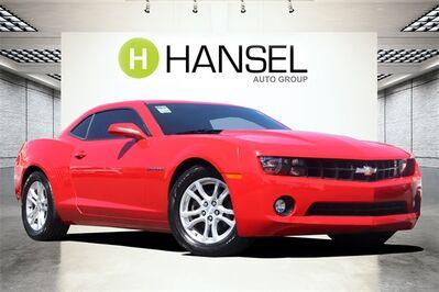 2013_Chevrolet_Camaro_1LT_ Santa Rosa CA