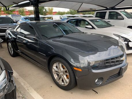 2013_Chevrolet_Camaro_1LT_ Euless TX