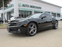 2013_Chevrolet_Camaro_Coupe 1LT*SUNROOOF,NAVIGATION,BACK UP CAM,PREMIUM SOUND,REAR PARKING AID_ Plano TX