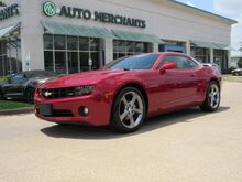 2013_Chevrolet_Camaro_Coupe 2LT *RS PACKAGE * LEATHER, BACKUP CAMERA, HEADS UP DISPLAY, NAVIGATION, BLUETOOTH CONNECTIVITY_ Plano TX
