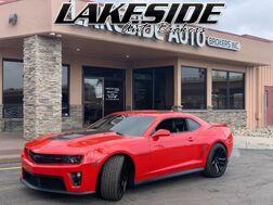 2013_Chevrolet_Camaro_Coupe ZL1_ Colorado Springs CO