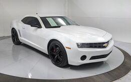 2013_Chevrolet_Camaro_LS Coupe_ Dallas TX