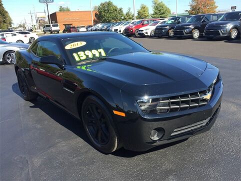 2013_Chevrolet_Camaro_LS_ Evansville IN