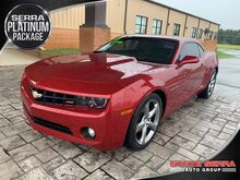 2013_Chevrolet_Camaro_LT_ Decatur AL