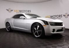 2013_Chevrolet_Camaro_LT Leather,HUD,Rear Camera,Heated Seats,Bluetooth_ Houston TX